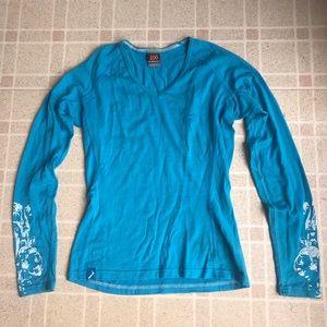 4d67b28404 Icebreaker Tops | Merino Simon Beck Womens Long Sleeve | Poshmark